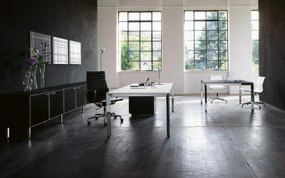 Mobilierul office de design rimează cu SINETICA
