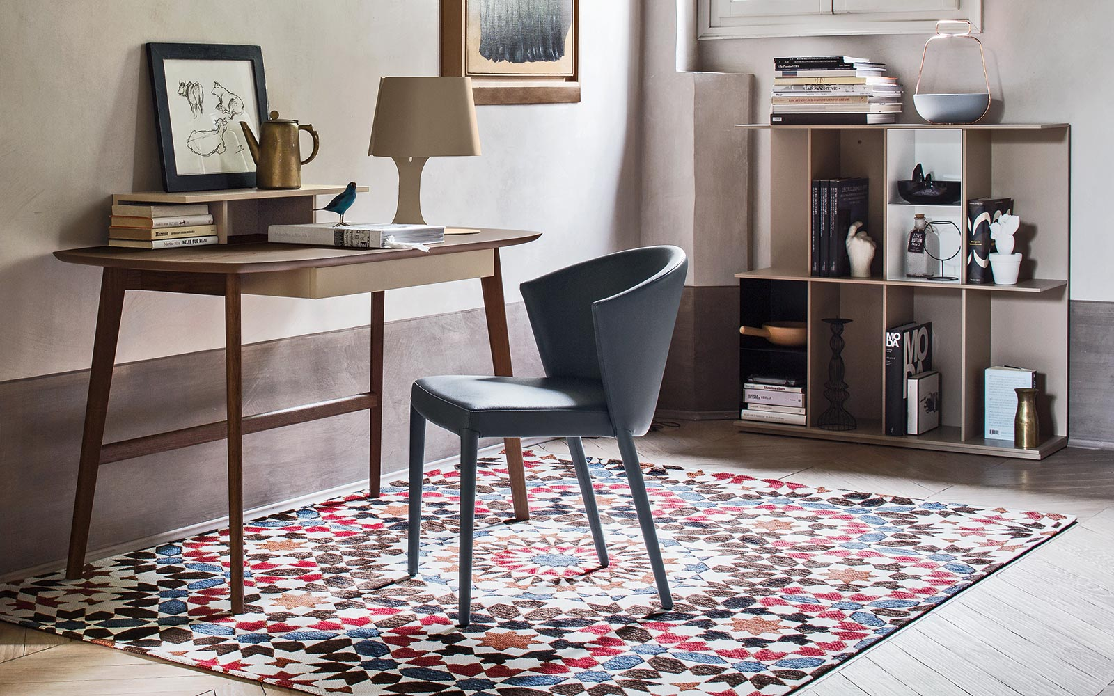 Amenajare Home Office Calligaris - AMELIE