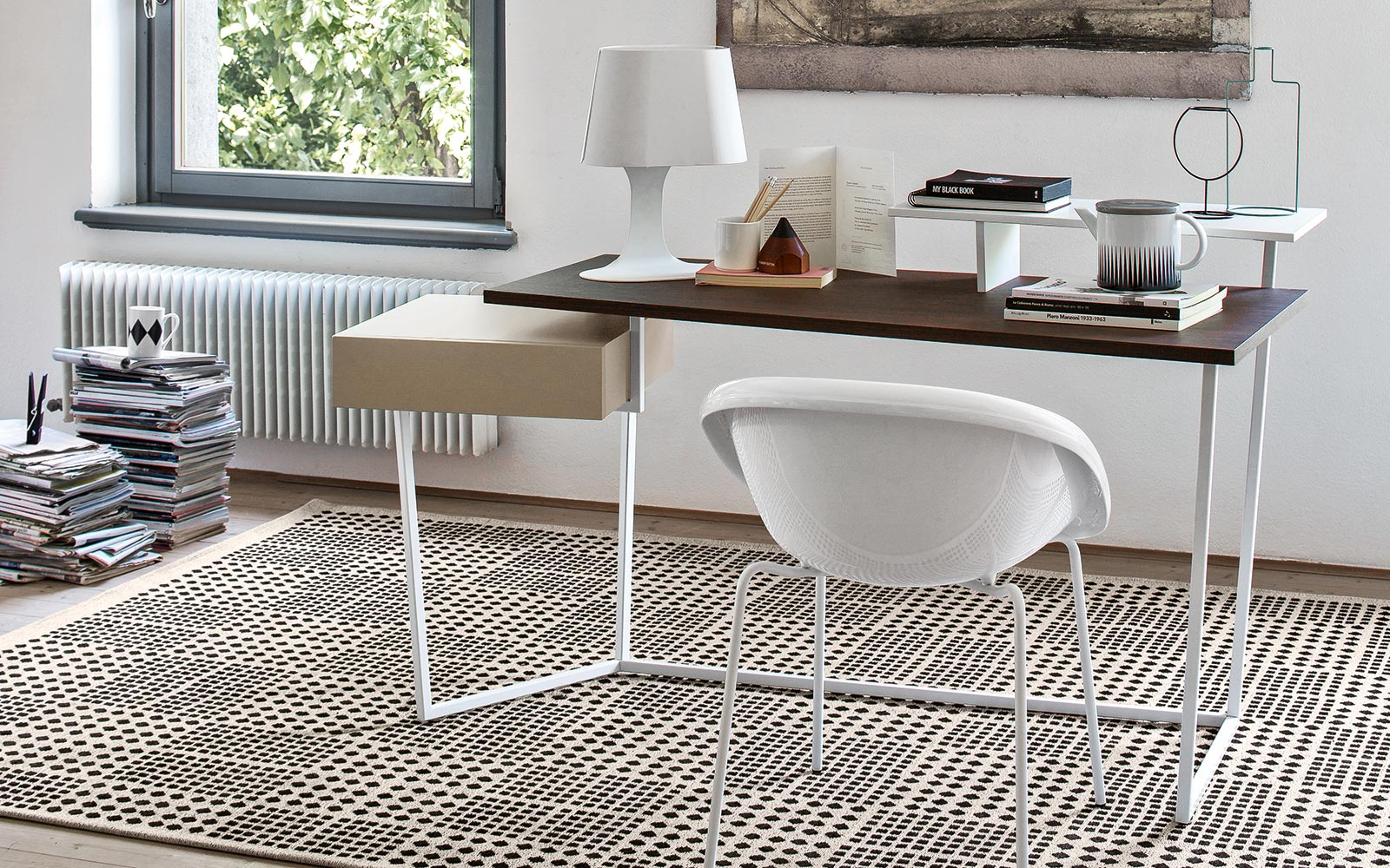 Amenajare Home Office Calligaris - LAYERS