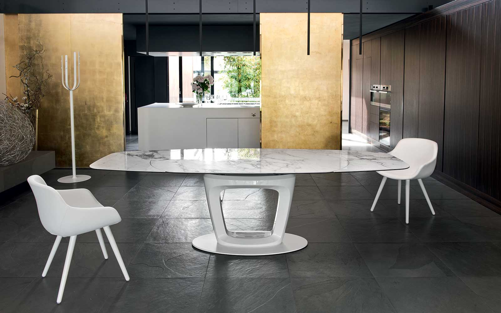 Amenajare Dining Calligaris - ORBITAL