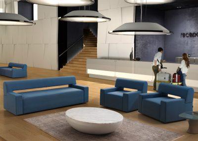 Amenajare Hotel Belta – LUNA