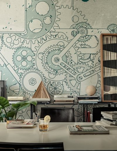 Steampunk - Wall&Deco