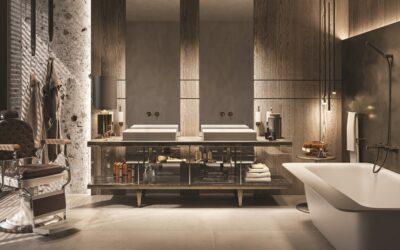 Anello și Ingranaggio: Gessi reproiectează casa contemporană prin dezvoltarea spațiilor private